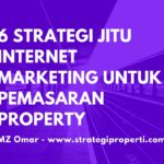 6 Strategi Jitu Internet Marketing untuk Pemasaran Property